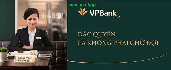 Hướng dẫn vay tiền online VPBank chi tiết (2019)