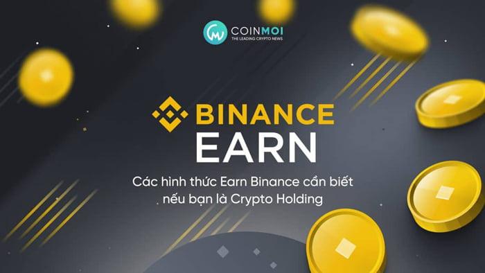 earn binance