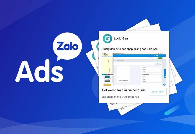cách chạy quảng cáo zalo ads hiệu quả