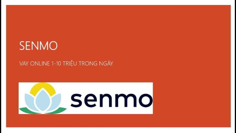 app vay Senmo