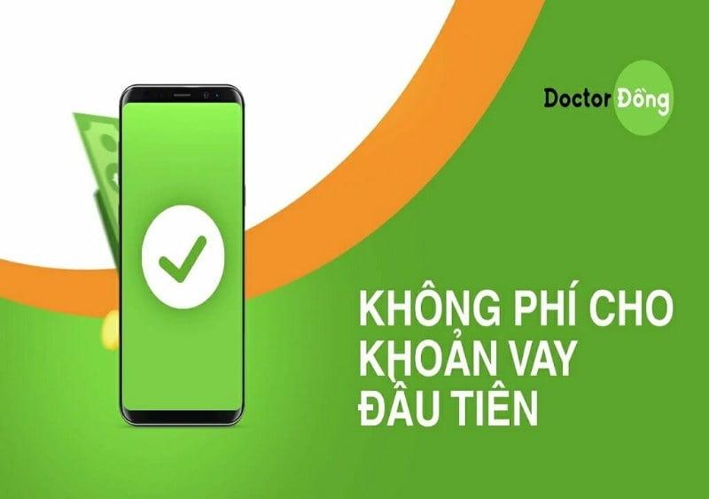 vay tiền qua Doctor Đồng