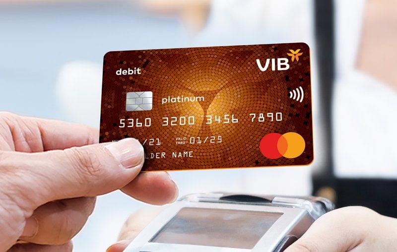 ưu đãi của Thẻ tín dụng VIB
